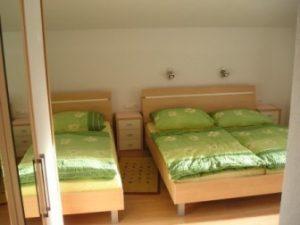 Schlafzimmer 3 Bett